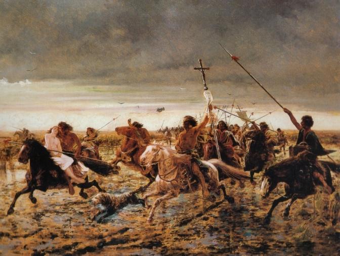 Civilización y barbarie en Hispanoamérica (1ª parte)