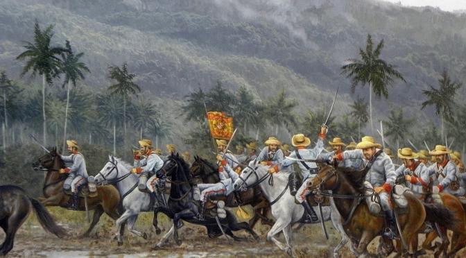 La guerra de Cuba (1898)