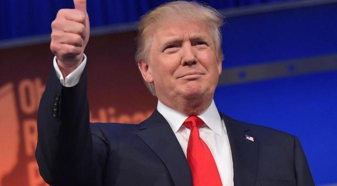 Trump ¿un presidente rompedor?