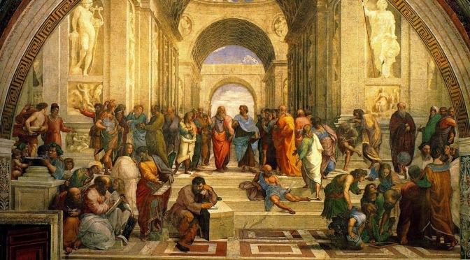 La filosofía como coherencia de pensamiento y vida