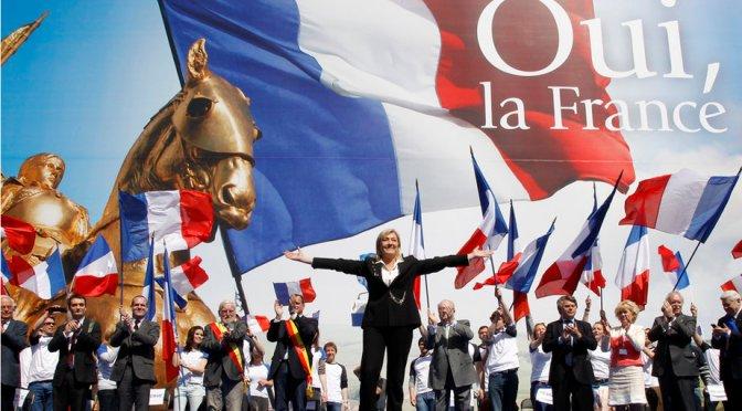 Le Front National de Marine Le Pen (français/español)