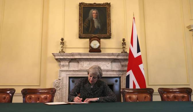 Las elecciones británicas