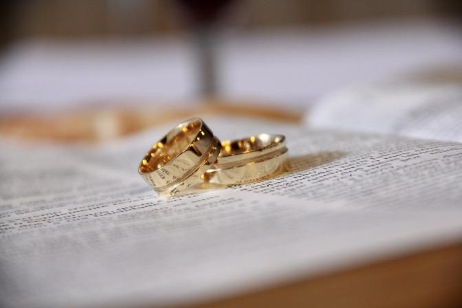 El matrimonio como institución natural