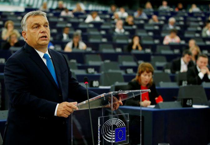 El modelo europeo de Viktor Orban