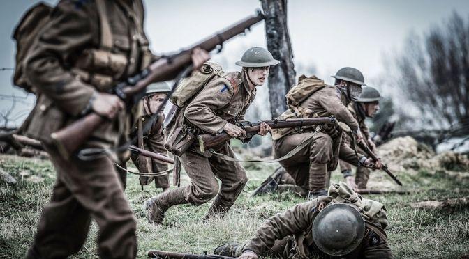 La Gran Guerra en la literatura