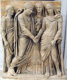 La familia romana - Derecho Romano