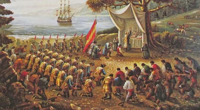 La conquista española de California: verdad y mito