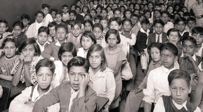 La educación pública en la América hispana