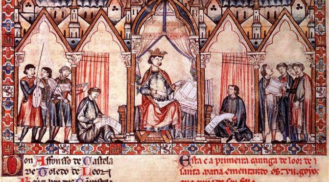 El modelo histórico de la monarquía