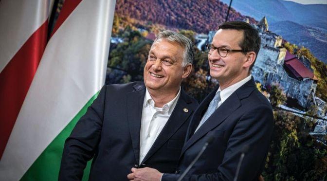 La Comisión Europea  ante Polonia y Hungría: claves del conflicto